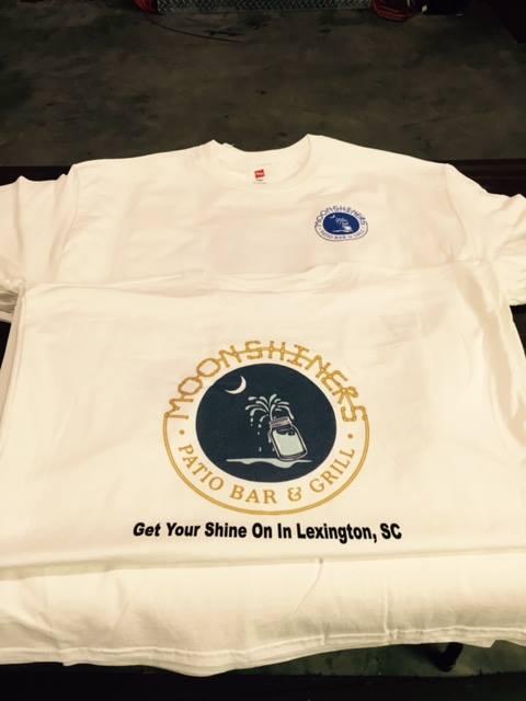 t shirt screen printing columbia sc